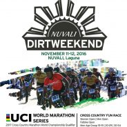 Nuvali Dirt Bike Weekend Join 2017 World Mountain Bike Championship in 2017