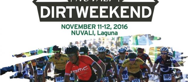 Nuvali Dirt Bike Weekend Join 2017 World Mountain Bike Championship in 2017