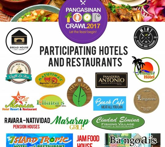 Pangasinan Food Crawl: Dagupan Leg