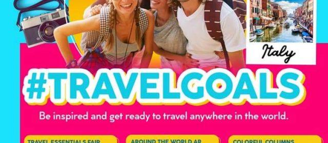 Travel Goals at SM City