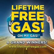 SEAOIL Free Lifetime Gas is Back!